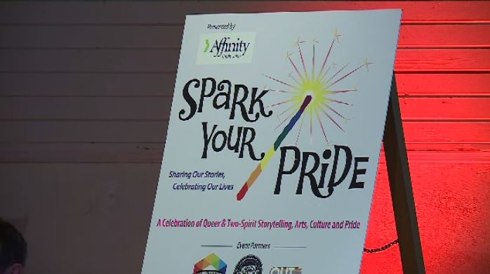 LGBTQ community encouraged to spark its Pride