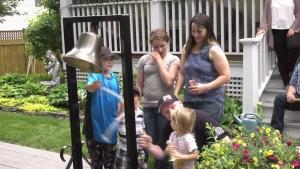 jordan carwright's bell