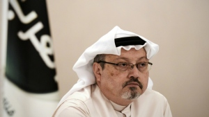 Khashoggi, a Washington Post contributor and critic of Saudi Crown Prince Mohammed bin Salman, was murdered at the Saudi consulate in Istanbul on October 2. AFP