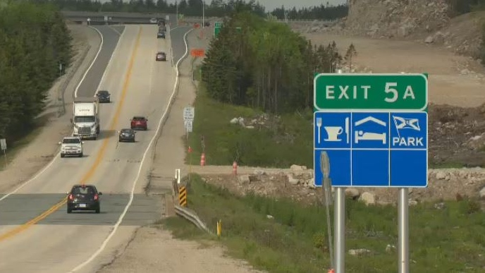 A section of Nova Scotia's Highway 103 was closed to traffic for several hours overnight after a fatal crash.