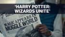 Harry Potter augmented reality game set to launch