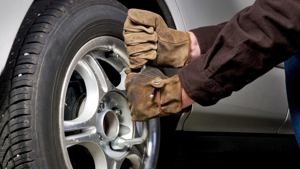 Burnaby RCMP has received two recent reports of wheel lug nuts being loosened. (Shutterstock)
