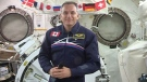 Saint-Jacques on his time aboard the ISS