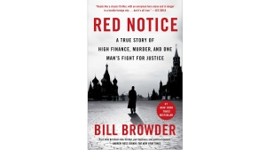 Red Notice, Bill Browder