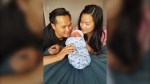 David and Cecelia Wan welcomed Silas to their family on June 18, 2019.