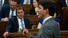 Prime Minister Justin Trudeau responds to a question during Question Period in the House of Commons Wednesday June 19, 2019 in Ottawa. THE CANADIAN PRESS/Adrian Wyld