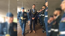 408 Tactical Helicopter Squadron honoured