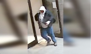 Timmins armed robbery suspect (Timmins Police Service)