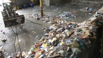 The region hit an important milestone on waste diversion, stopping nearly two thirds of all waste from going to the landfill. (Stu Gooden / CTV Kitchener)