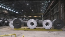 Algoma Steel wins a major contract