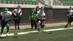 Riders missing two starters from o-line