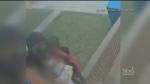 Video of suspect in Brandon hate crime released