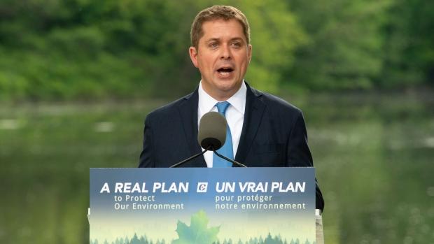 CTV National News: Scheer unveils climate plan