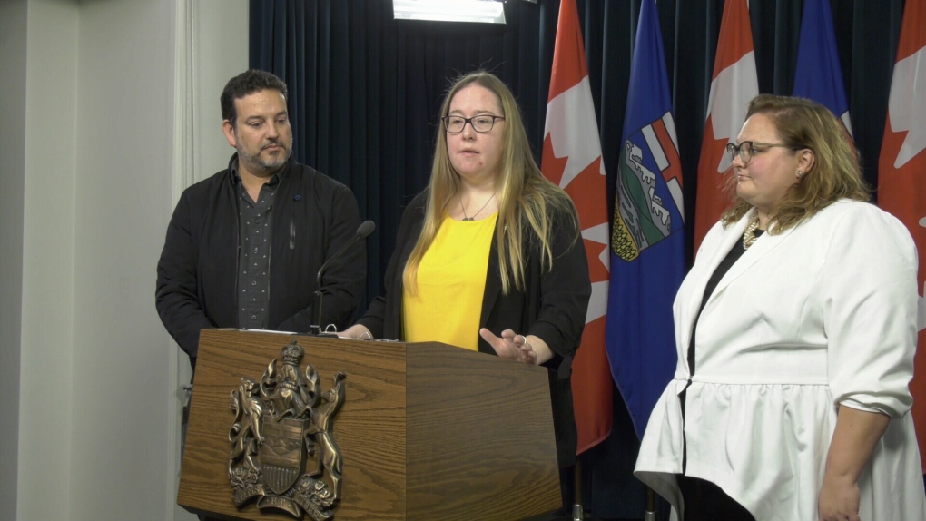 NDP calls out UCP over handling of Bill 9