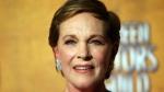 Actress Julie Andrews. (AFP PHOTO/GABRIEL BOUYS)