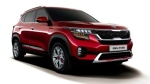 The Kia Seltos will initially be released in India and South Korea. (Courtesy of Kia)