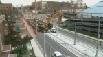 Time lapse: Nearly 29 months of LRT construction