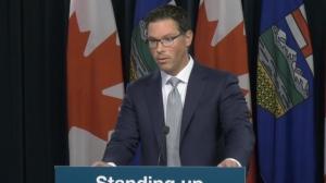 Alberta Justice Minister Schweitzer on carbon tax