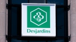A Caisse populaire Desjardins sign is seen in Montreal on Tuesday, June 18, 2019. THE CANADIAN PRESS/Paul Chiasson