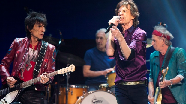We thank our lucky stars': Rolling Stones' Ronnie Wood on