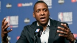 Ujiri faces criminal investigation in Oakland