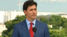 PM Trudeau takes questions in Washington