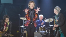 The Rolling Stones perform in 2017
