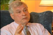 Former Westmount mayor Peter Trent is contemplating a return to politics (August 13, 2009)