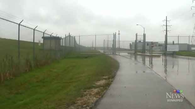 City of Winnipe gwater treatment plant