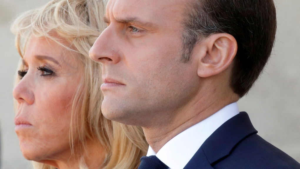 France's first lady on the challenges of their relationship: 'We are not an ideal couple'