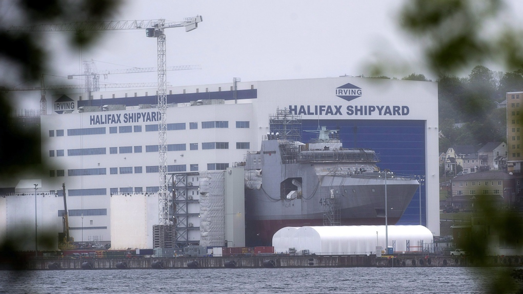 Canada will shell out almost $70 billion for its new warships, PBO report says