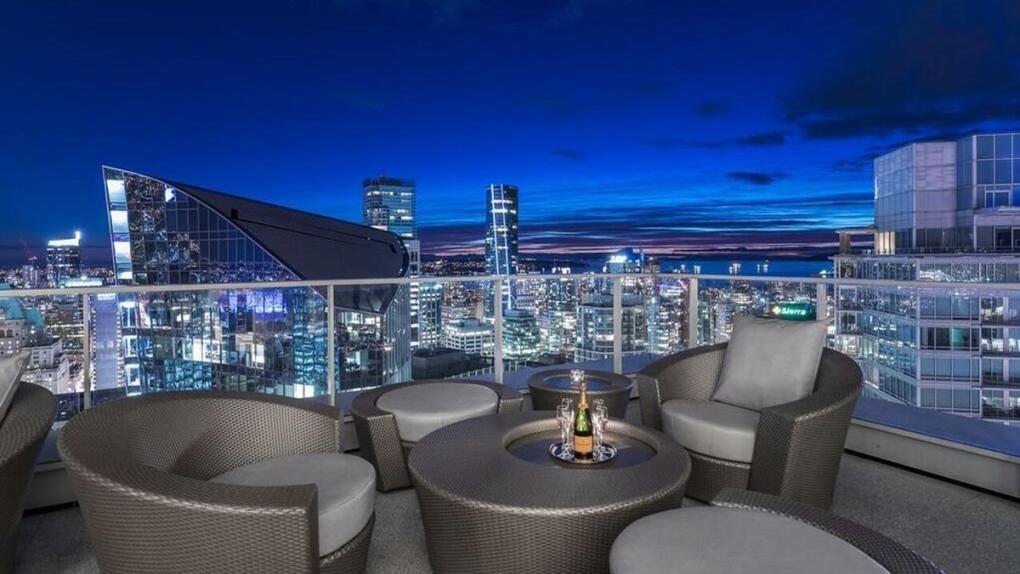 Cordova Street penthouse for sale