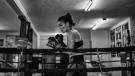 Edmonton's Jelena Mrdjenovich will face Erika Cruz Hernandez and defend her title in New York, April 22. (File Photo)