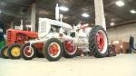Farm Progress Show cuts antique tractors
