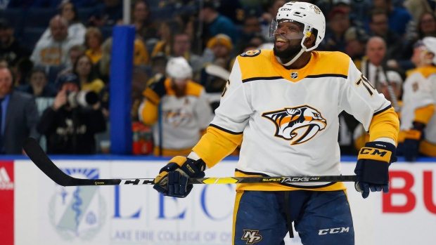 wholesale dealer 0216f 42c70 Fresh start': Subban excited with trade to Devils | CTV News