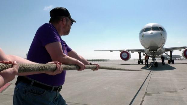 calgary orbis fedex plane pull blindness