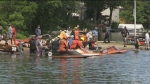 Muskoka powerboat races take over Gull Lake