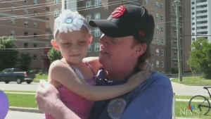 Community comes together for Abigayle