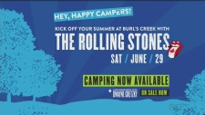Canada Rocks with The Rolling Stones