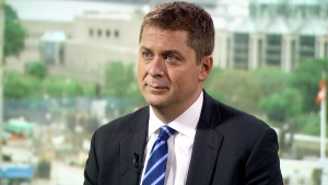 CTV QP: Andrew Scheer discusses his climate plan
