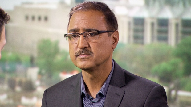 CTV QP: Sohi on the Trans Mountain pipeline
