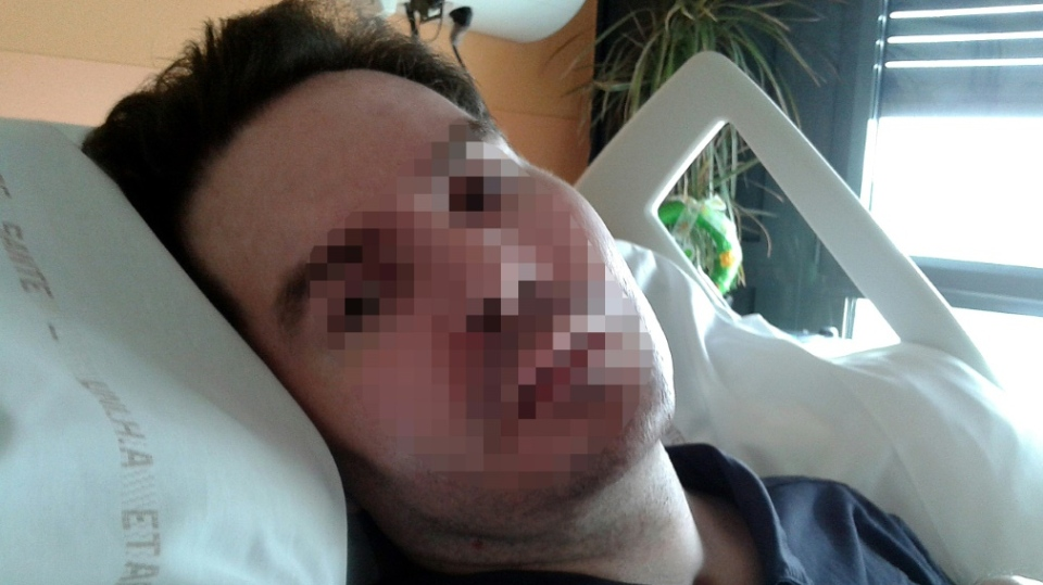 Vincent Lambert has been kept alive since a traffic accident in 2008 left him a quadraplegic with severe brain damage. (AFP)