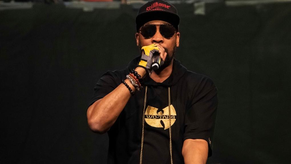 Wu-Tang Clan or Wuhan? T-Shirt Ignites New China-Canada Tiff