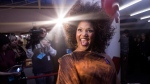 Opera singer Measha Brueggergosman in Toronto, on January 22, 2010. (THE CANADIAN PRESS / Chris Young)