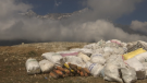 Climbers leave human waste left for Nepal to clean