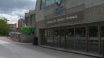 The Charles Street terminal in downtown Kitchener.