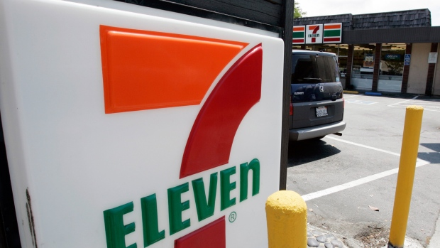 In this July 1, 2008 file photo, a 7-Eleven is shown in Palo Alto, Calif. (AP Photo/Paul Sakuma, File)