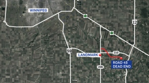 Landmark dead end
