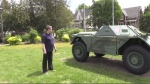 Sackville armoured vehicle