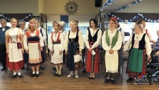 Finnish celebration in Sault Ste. Marie